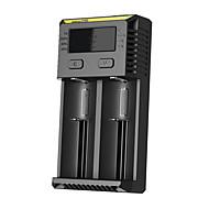 SunWalk 18650 / 10440 / 26650 / 14500 / 17500 / RCR123 /  18490 / 16340 / 17670 / 17335 batteri~~POS=TRUNC Cases 1AC 100~240V 50/60Hz