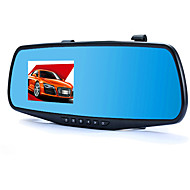 Allwinner Full HD 1920 x 1080 Auton DVR 2,8 tuumaa Kuvaruutu Dash Cam