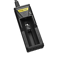 nitecore i1 digital smart lader for ego 18650 17650 17670 rcr123a 16340 14500