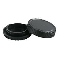dengpin lentille arrière couvercle + caméra bouchon de boîtier pour Samsung NX500 nx300m NX3000 nx3300 nxmini