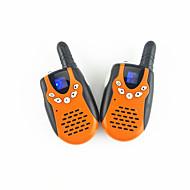 3651 pari mini radiopuhelin UHF ladattava pari perhe ulkona joukkue matkailu voi halutessaan käyttää.