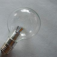 6 E26/E27 LED-globepærer G95 6 SMD 3528 800 lm Varm hvid / Kold hvid Dekorativ AC 220-240 V 1 stk.
