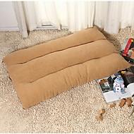 Γάτα / Σκύλος Κρεβάτια Κατοικίδια Μαξιλαράκια & Μαξιλάρια Ύπνου Καφέ Βαμβάκι