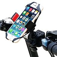 Monture Pour Vélo Monture de Téléphone Pour Vélo Cyclisme/VéloUniversel Ajustable Durable Pour Telephone Mobile Vol rotatif de 360 degrés