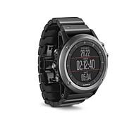 Zwart / roze / Goud / Zilver Roestvast staal Sportband Voor Garmin Horloge 26mm