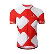 Sportowy Rower/Kolarstwo Koszulka + spodenki / Koszulka + spodenki z szelkami / Topy Męskie Z krótkim rękawemOddychający / Wysoka