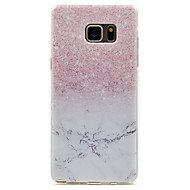 for Samsung Galaxy NOTE 5 Gradient Pattern High Permeability TPU Material Phone case