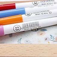 Kynä Kynä Täytekynät Kynä,Muovi tynnyri Musta Ink Colors For Koulutarvikkeet Toimistotarvikkeet Pakkaus PEN