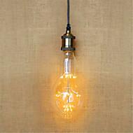2W E26/E27 LED Λάμπες Σφαίρα AR111 49 Dip LED 140 lm Θερμό Λευκό Διακοσμητικό V 1 τμχ