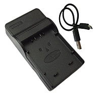 S006 micro usb caméra mobile chargeur de batterie pour panasonic s002 e S006 e BM7 FZ7 fz8 FZ18 FZ28 FZ30 FZ35 FZ38 FZ50