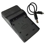 EL12 Micro-USB-Handy-Kamera Akku-Ladegerät für Nikon EN-EL12 S6100 S9100 S8100 S8200 S9500 p300 p330