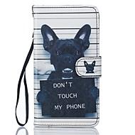 Samsung galaxy j5 j5 (2016) kotelo koira nahkalaukku