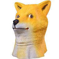 Halloween Masks / Animal Mask Shiba Inu Dog Head Holiday Supplies Halloween / Masquerade 1PCS