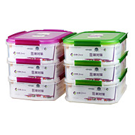 1 Kuhinja Plastika Kutije za užinu