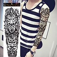 Tatoeagestickers Overige Non Toxic Groot formaat Waterproof Dames Heren Tiener Tijdelijke tatoeage Tijdelijke tatoeages