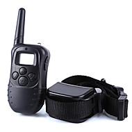 Cani collare / Collari di addestramento per cani Antiabbaio / LCD / Vibrazione / 300M / Telecomando / Elettronico/Elettrico Tinta unita