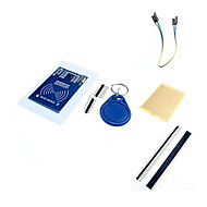 mfrc-522 rc522 rfid rf IC-kortin induktiivinen moduuli ilmaisella s50 Fudanin kortti&avaimenperän ja tarvikkeet arduino
