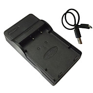 FNP60 micro usb caméra mobile chargeur de batterie pour fujifilm FNP60 fnp120 K5000 K5001 db-l50 cnp30 d-LI12 d-l17