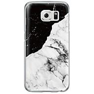 Για Θήκες Καλύμματα Εξαιρετικά λεπτή Ημιδιαφανές Πίσω Κάλυμμα tok Μάρμαρο Μαλακή TPU για Samsung S7 edge S7 S6 edge plus S6 edge S6 S5 S4