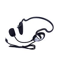 CMR earphone for V6 V4 Kuulokkeet (korvakoukku)ForMedia player/ tablettiWithFM-radio / Bluetooth