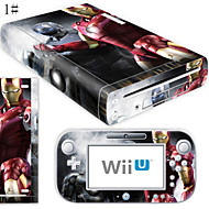 OEM-fabrikk Klistremerke Til Wii U Nintendo Wii U Nyhet