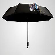 Musta Kumisaappaat Aurinkoinen ja sateinen Plastic Matkailu