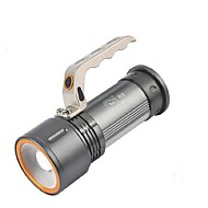 LED Lommelygter / HID Lygter / cykel glød lyser LED 500-1000Lm Lumens 4.0 Tilstand Cree XM-L T6 18650 Vanntett / Super Let / High Power