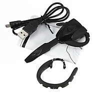 마이크 마이크와 PS3의 무선 블루투스 헤드셋 헤드폰