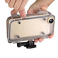 Wodoszczelna obudowa Wodoodporne Ochrona przeciwkurzowa Dla iPhone iOS Univerzál