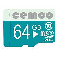 CEMOO 64GB マイクロSDカードTFカード メモリカード クラス10