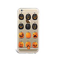 のために 超薄型 / パターン ケース バックカバー ケース フルーツ ソフト TPU Apple iPhone 7プラス / iPhone 7 / iPhone 6s Plus/6 Plus / iPhone 6s/6 / iPhone SE/5s/5