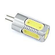 3W G4 LED Bi-Pin lamput 5 COB 260 lm Lämmin valkoinen / Kylmä valkoinen DC 12 V 1 kpl