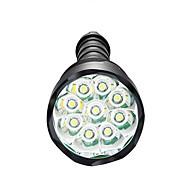 Iluminación Linternas LED LED 3800 Lumens 5 Modo LED 18650.0 / AAA Regulable / A Prueba de Agua / Super Ligero / Alta Potencia
