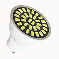 6W GU10 LED Spotlight 32 SMD 5733 500-700 lm Warm White / Cool White AC 110V/ AC 220V