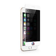 zxd 2.5D 9h celoobrazovkovém o ochraně osobních údajů proti špionážním tvrzeného skla pro Apple iPhone 7 navíc Screen Protector ochranná