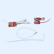četverostruki pokretanje femote upravljački model uređaja ploča 27 MHz Antena regulatora periferne pribor br. 2