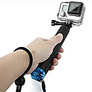 Accessories For GoPro,Telescopic Pole Monopod Hand Grips/Finger Grooves Mount/HolderFor-Action Camera,Gopro Hero 5/4/3/3+/2/1 1pcsMetal