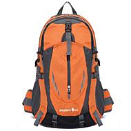 40 L Ryggsekk Pakker Laptop Pack Sykling Ryggsekk Reise Duffel Bag ryggsekk Klatring Fritidssport Camping & Fjellvandring Reise Sikkerhet
