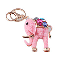Key Chain Elephant Key Chain Metal