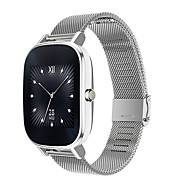 18mm Stainless Steel Watch Band for Asus Zenwatch 2 WI502Q Come With Quick Remove