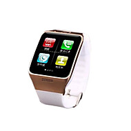 LG128 Touch Screen Bluetooth Smart Watch Support SIM Card Remote Control Waterproof GSM Watch Compatible IOS Android