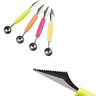 Φούξια / Hami πεπόνι / Φρούτο του δράκου Cutter & Slicer For για Φρούτα Μεταλλικό / Πλαστικό Δημιουργική Κουζίνα Gadget