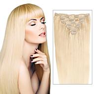 Haarverlängerungen Echthaar 100-110 14 Haarverlängerung