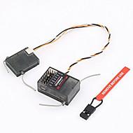 2.4G 6 Channel Mini Satellite Receiver Compatible for Spektrum AR6200
