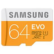 Samsung 64GB MicroSD Clase 10
