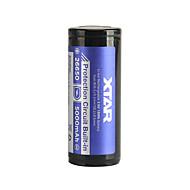 XTAR 26650 5000mAh batterie rechargeable 3.6v 18wh li-ion