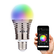 YouOKLight E26/E27 8-LED Wireless Bluetooth Control Smart LED Bulb AC100-240V