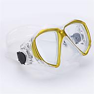 Dykkermasker Svømming Goggles Svømmebriller Dykking og snorkling Svømming Glass Plast-THENICE