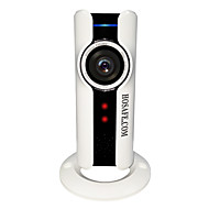 HOSAFE 1.0 MP Mini Indoor with IR-suodatin 32(Day Night Motion Detection Dual Stream Remote Access IR-leikkaus Wi-Fi Protected Setup Plug