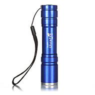 SupFire LED Taschenlampen LED 800 Lumen Modus Cree XM-L T6 Lithium-Batterie Kompakte Größe Einfach zu tragenCamping / Wandern /